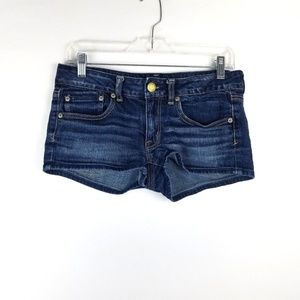 American Eagle Denim Jean Shorts Size 6